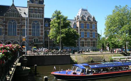 Amsterdam: Kanalfahrt, Rijksmuseum, Heineken Experience