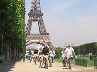 Day Bike Tour of Paris