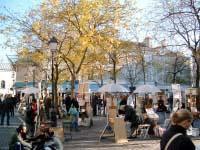 The Montmartre Walking Tour of Paris