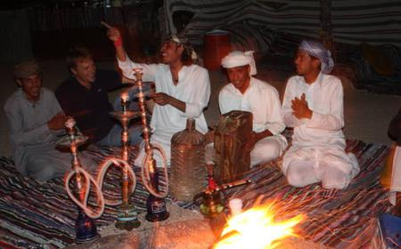 From Dahab: Bedouin Dinner in the Mountains