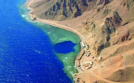 Blue Hole and 3 Pools Snorkel from Dahab