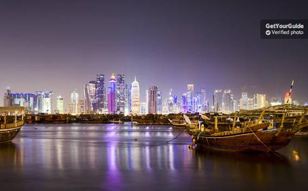 Doha by Night Tour and Dhow Cruise