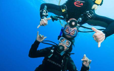 1 Day Scuba Diving In Dahab