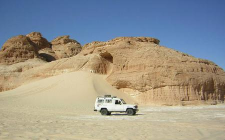 Private 6-Hour 4x4 Sand Dune Excursion from Dahab