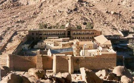 Private St. Catherine's Monastery & Sinai Trip from Dahab