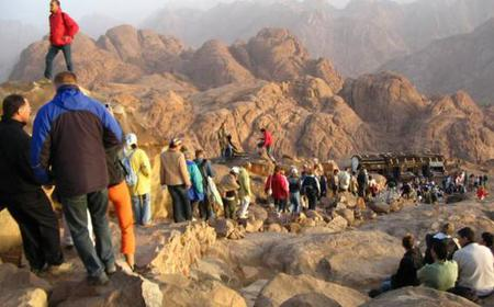 Saint Catherine's Monastery and Mount Sinai Private Tour