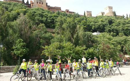 Granada: E-Bike Tour with Wine Tasting &/or Flamenco Show