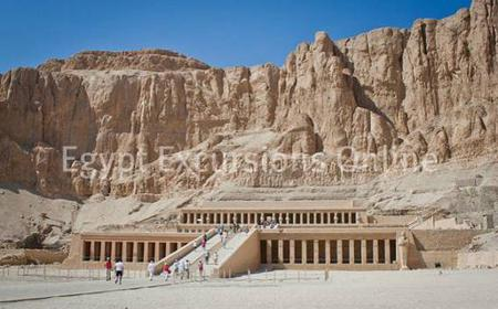 Luxor Excursion from Dahab Day Trip by Plane