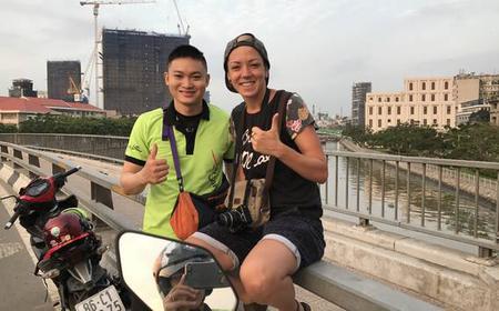 Ho Chi Minh City: Saigon by Night & Street Food by Motorbike