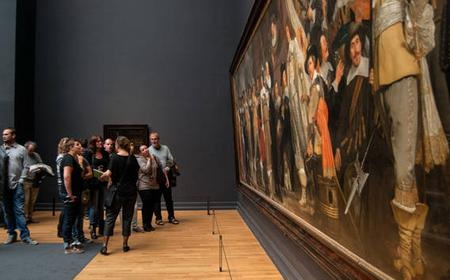Amsterdam: Rijksmuseum Skip-the-Line Guided Tour