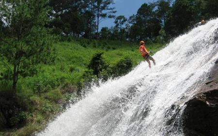 Da Lat: Datanla Waterfalls Full-Day Rappel Tour