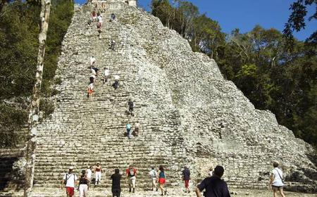2-Day Tour to Tulum and Coba from Cancun