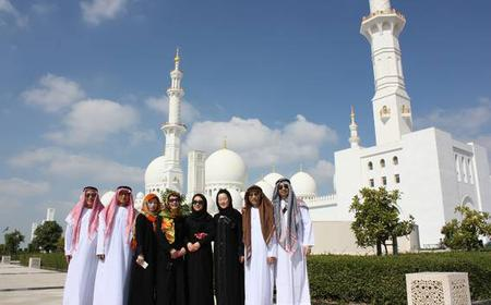 Abu Dhabi Private Day Tour from Dubai with Lunch