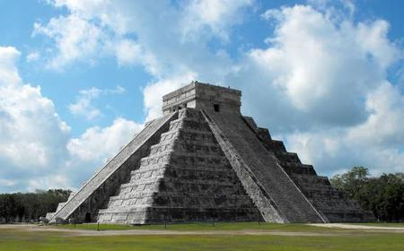 Chichen Itza Ik Kil Coba from Cancun