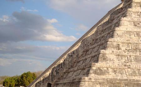 Private Tour of Chichen Itza/Coba Ruins/Cenote Ik Kil