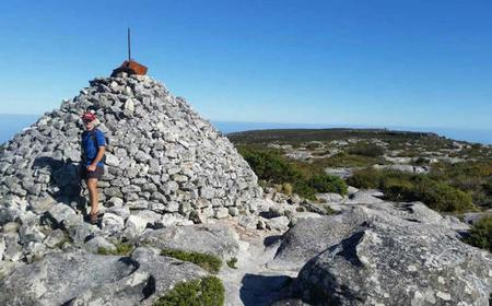 Hike Table Mountain & Wine Tasting Tour: Full Day