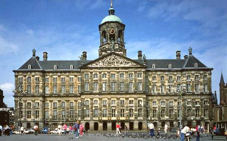 Amsterdam 5-Hour Combined Walking Tour and Canal Cruise
