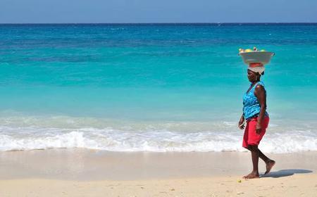 Day Trip to Playa Blanca from Cartagena