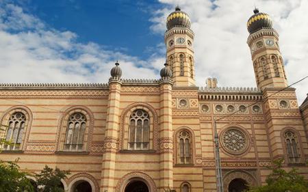 Tour of Jewish Budapest