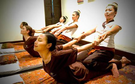 2-hour Fah Lanna Siam Massage Spa Package in Chiang Mai