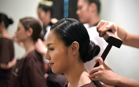 Chiang Mai: 1 Hour Tok Sen Massage