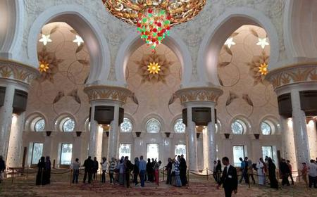 From Dubai: Private Full-Day Tour of Abu Dhabi