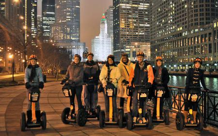 Chicago: Holiday Lights Segway 2-Hour Tour
