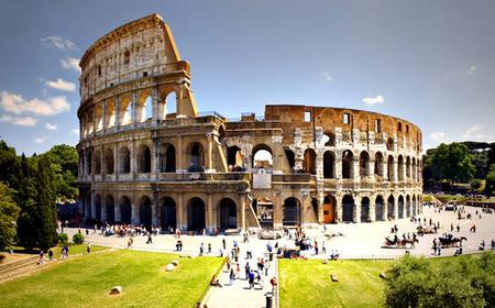 Rome: Full-Day Best of Rome Shore Excursion