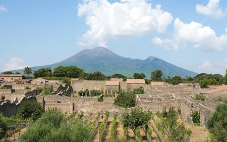 Herculaneum and Pompeii from Sorrento – Private Tour or Shore Excursion