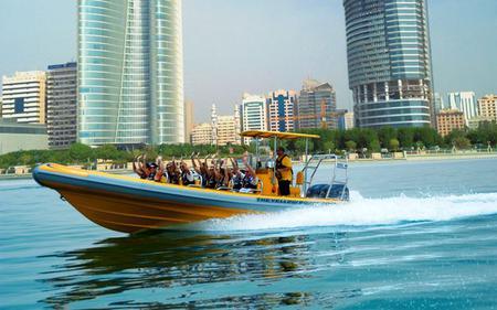 Abu Dhabi Sightseeing Cruise