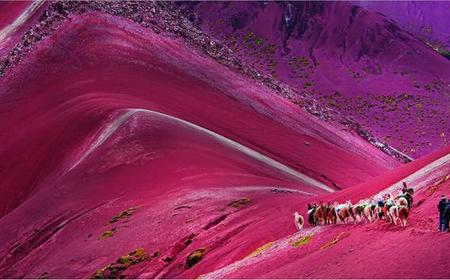 From Cusco: Full-Day Trip to Rainbow Mountain