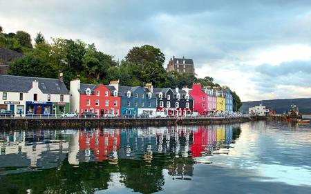 West Coast Islands Tour: Iona, Mull and the Isle of Skye - 5 Day Tour from Edinburgh