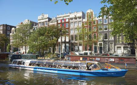 Amsterdam Canal Cruise with Madame Tussauds & Dungeon