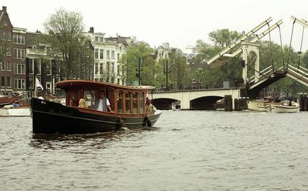Amsterdam 2-Hour Private Canal Cruise