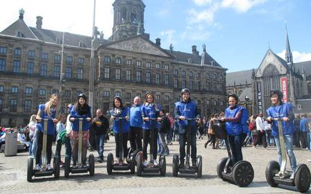 2-Hour Segway Tour Through Amsterdam