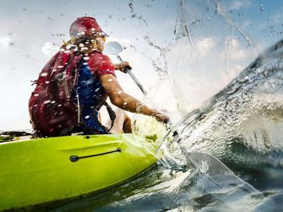 Island Safari and Kayaking