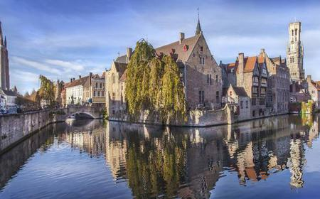 Bruges Full-Day Excursion from Amsterdam