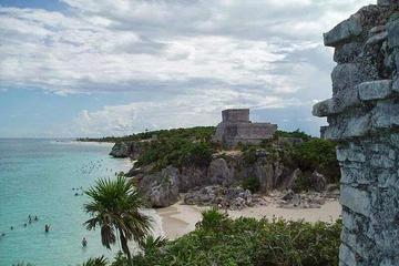 Guided Day Trip to Tulum from Riviera Maya or Cancun