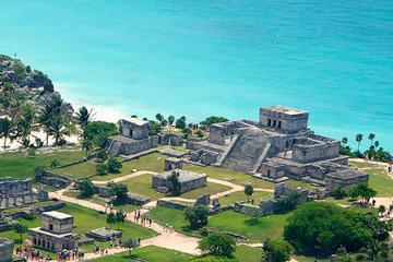 4x1 Tour: Tulum, Coba, Cenote and Playa del Carmen