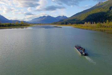 Jet Boat Adventure and Haines Highlights - Skagway Departure