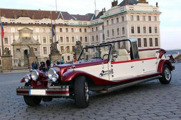 Old Time Prague Tour in Vintage Car