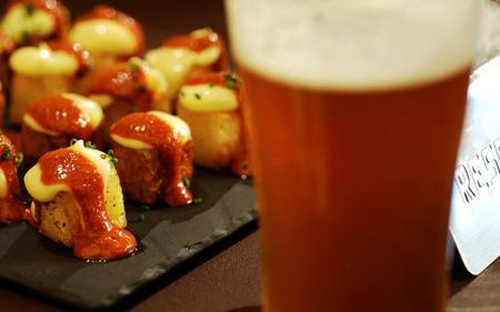 Barcelona Beer and Tapas Tour at Raval District