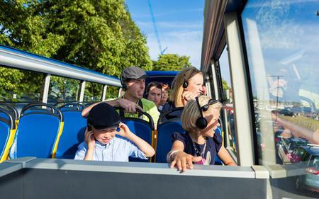 Helsinki City Sightseeing Hop-On, Hop-Off Tour