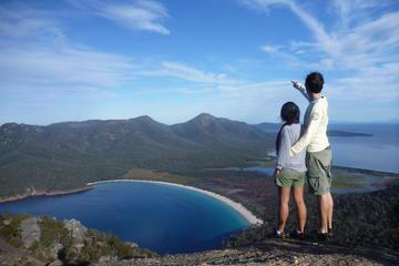 3-Day Tasmania Combo: Hobart to Launceston Active Tour Including Port Arthur, Freycinet National Park and Cradle Mountain