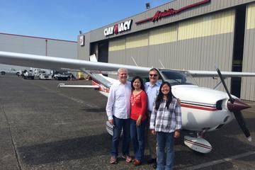 Seattle Airplane Tour