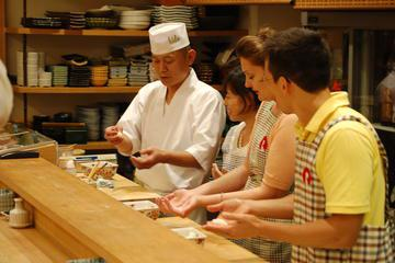 Sushi Making and Dinner Experience in Nagoya