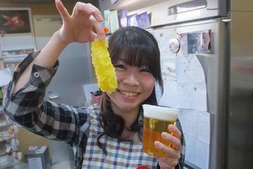Japanese Food Sample Making in Nagoya