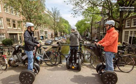 Amsterdam: Private Sightseeing Tour by Segway