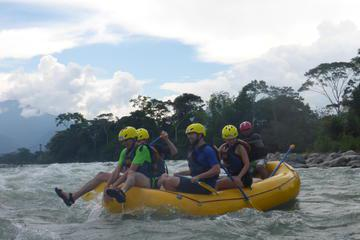 Private Tour: Whitewater Rafting in the Amazon from Tena