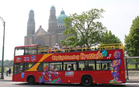 City Sightseeing Brussels: Hop-On, Hop-Off Tour